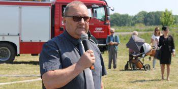 Gminne zawody sportowo-pożarnicze w Radomierzycach - zdjęcie nr 8