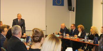Pierwsza sesja Rady Powiatu Zgorzeleckiego - zdjęcie nr 1