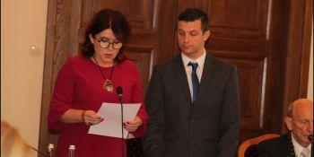 Inauguracyjna sesja Rady Miasta Zgorzelec - zdjęcie nr 48