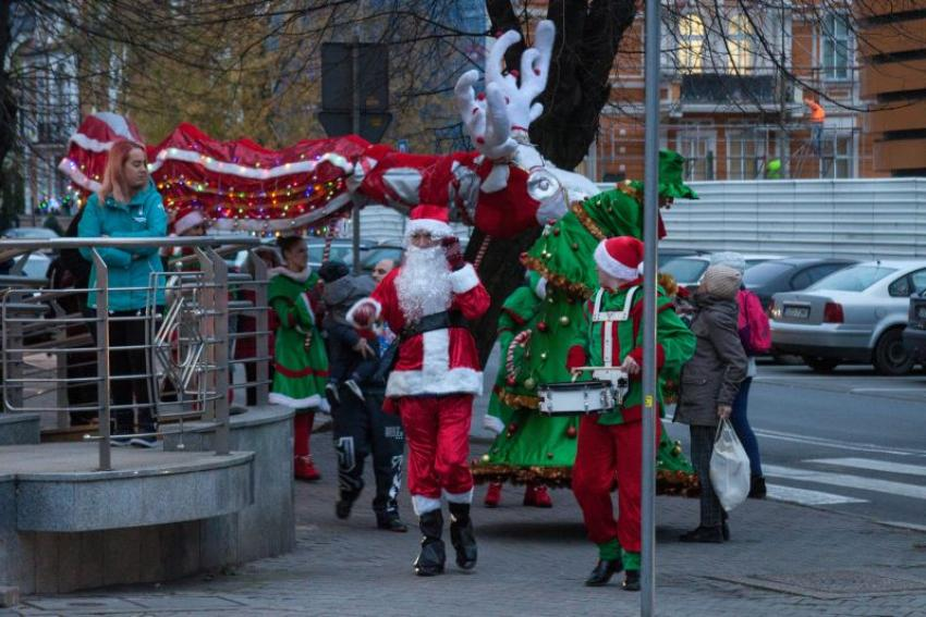 Mikołaj w Zgorzelcu - zdjęcie nr 6