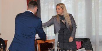 Inauguracyjna sesja Rady Miasta Zgorzelec - zdjęcie nr 53