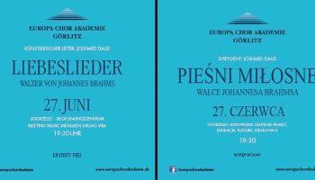 Zaproszenie na próbę otwartą Europa Chor Akademie Görlitz oraz oprowadzenie po Stalagu VIII A.
