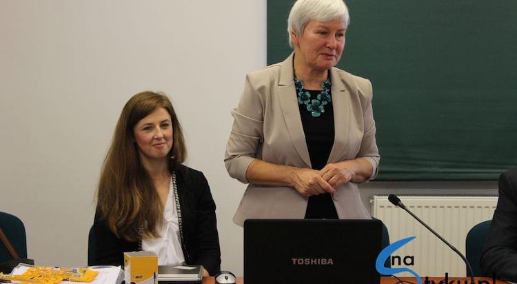 Hanna Ilnicka, Prezes Stowarzyszenia Interclub Femina