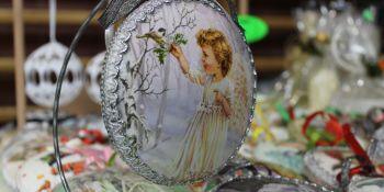 Bożonarodzeniowy Jarmark Rękodzieła w Jerzmankach - zdjęcie nr 19