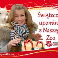 Świąteczne upominki z Naszego Zoo!