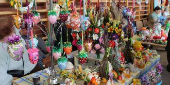 Wielkanocny Jarmark Rękodzieła w Jerzmankach - zdjęcie nr 18