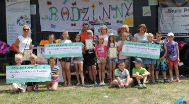 Festyn Rodzinny w Szkole Podstawowej nr 2 w Zgorzelcu - zdjęcie nr 73