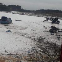 To mieszkaniec powiatu zgorzeleckiego odpowiada za wypadek w okolicy Wykrot