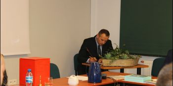 Pierwsza sesja Rady Powiatu Zgorzeleckiego - zdjęcie nr 21