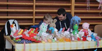 Wielkanocny Jarmark Rękodzieła w Jerzmankach - zdjęcie nr 16