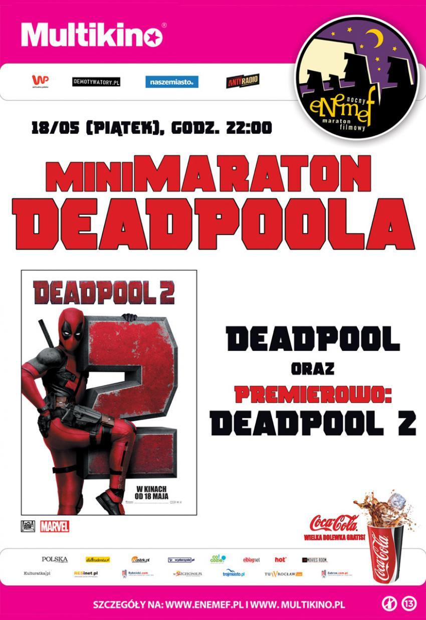 ENEMEF: Minimaraton Deadpoola Z DEADPOOLEM 2.