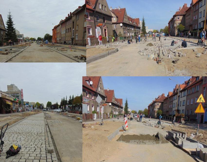 Po przebudowie ulicy Kościuszki... będzie bezpieczniej