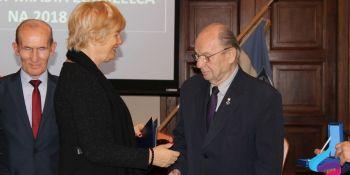 Medal Miasta Zgorzelec dla Ryszarda Kosińskiego - zdjęcie nr 2