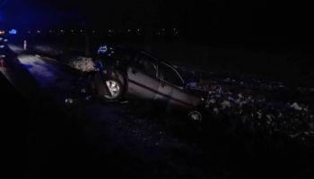 Przyczyną większości zdarzeń było niedostosowanie prędkości do panujących warunków na drodze.