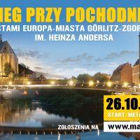 13. Bieg przy Pochodniach Mostami Europa - Miasta