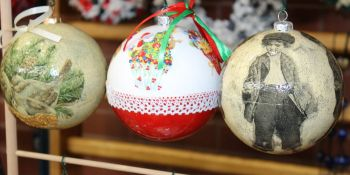 Bożonarodzeniowy Jarmark Rękodzieła w Jerzmankach - zdjęcie nr 17