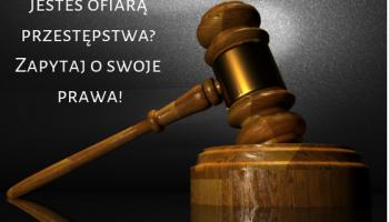 Dzień Ofiar Przestępstw – polskie święto obchodzone 22 lutego w celu monitorowania sytuacji ofiar przestępstw