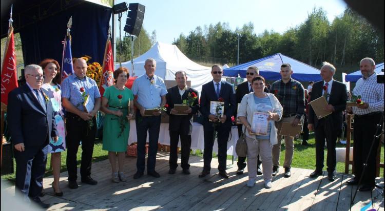 Święto Plonów w Gminie Zgorzelec - zdjęcie nr 136