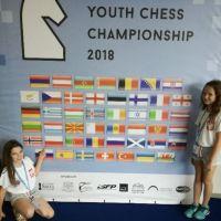 Uczennice zgorzeleckiej piątki na Mistrzostwach Europy