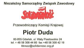 Odpowiedź przewodniczącego Dudy na swoje pismo starosta Urszula Ciupak zapamięta pewnie na długo...