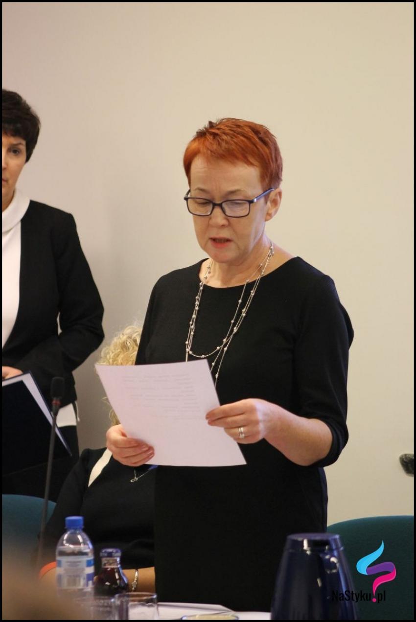 Pierwsza sesja Rady Powiatu Zgorzeleckiego - zdjęcie nr 6