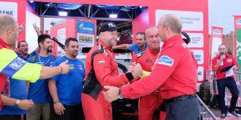 Szustkowski i Kazberuk na podium Silk Way Rally! - zdjęcie nr 9