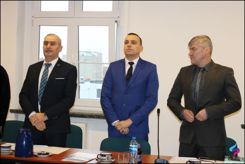 Pierwsza sesja Rady Powiatu Zgorzeleckiego - zdjęcie nr 2