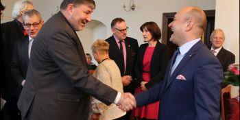 Inauguracyjna sesja Rady Miasta Zgorzelec - zdjęcie nr 40