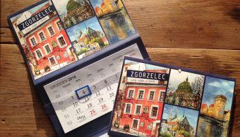 Dla czytelników NaStyku.pl mamy do rozdania 10 miejskich kalendarzy