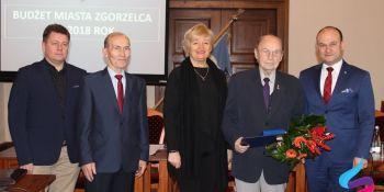 Medal Miasta Zgorzelec dla Ryszarda Kosińskiego - zdjęcie nr 7