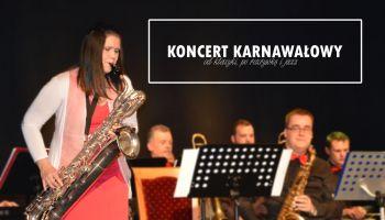 Muzyczne ostatki w Miejskim Domu Kultury w Zgorzelcu. | materiały prasowe UM Zgorzelec