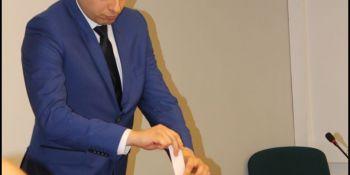 Pierwsza sesja Rady Powiatu Zgorzeleckiego - zdjęcie nr 28