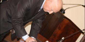 Inauguracyjna sesja Rady Miasta Zgorzelec - zdjęcie nr 13