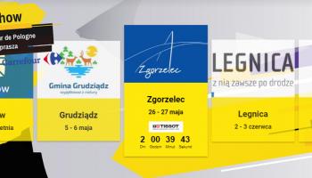90 lat Tour de Pologne w Zgorzelcu