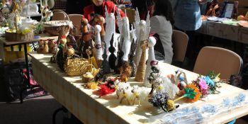 Wielkanocny Jarmark Rękodzieła w Jerzmankach - zdjęcie nr 14