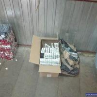 Przechwycono nielegalne papierosy i tytoń
