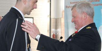 Komendant KP PSP w Zgorzelcu odchodzi na emeryturę - zdjęcie nr 63