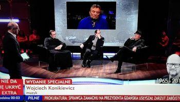 Goście Pospieszalskiego nie oszczędzali w komentarzach Owsiaka