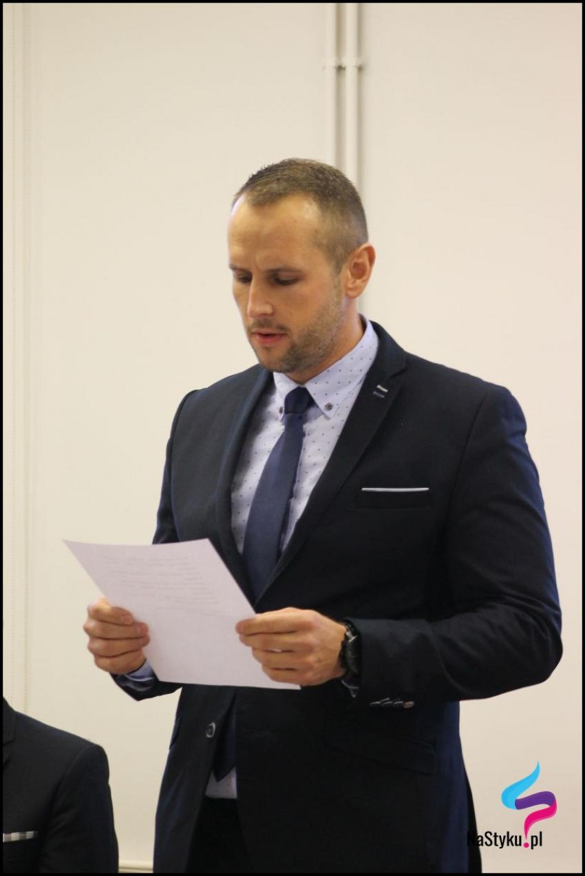 Pierwsza sesja Rady Powiatu Zgorzeleckiego - zdjęcie nr 7