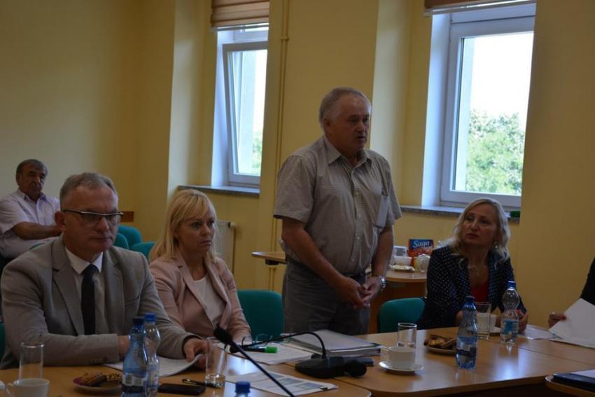 Ostatnią sesję Rady Gminy Sulików zdominował temat suszy (mat. prasowe Gminy Sulików)
