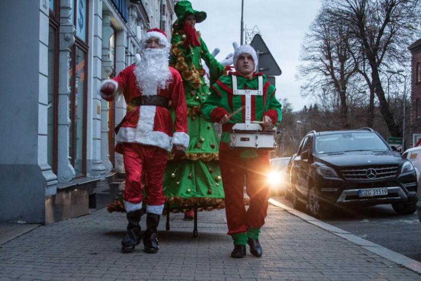 Mikołaj w Zgorzelcu - zdjęcie nr 7