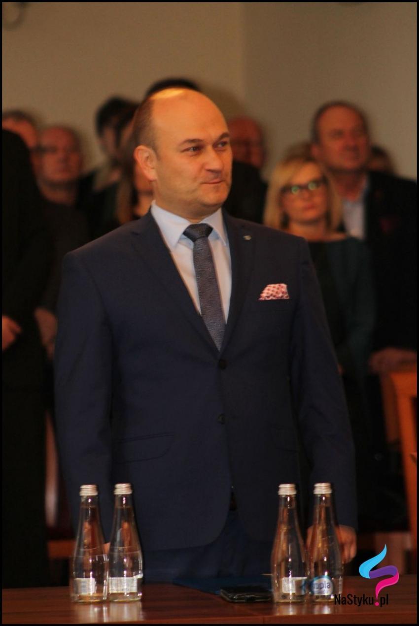 Inauguracyjna sesja Rady Miasta Zgorzelec - zdjęcie nr 11