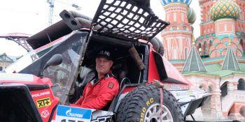 Szustkowski i Kazberuk na podium Silk Way Rally! - zdjęcie nr 4