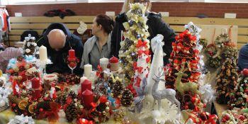 Bożonarodzeniowy Jarmark Rękodzieła w Jerzmankach - zdjęcie nr 7