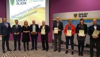 Najlepsze kluby sportowe na Dolnym Śląsku zostały nagrodzone! | fot.: UMWD