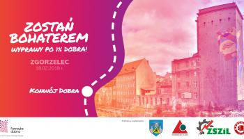 Przyjdź w najbliższą niedzielę do CHR Zgorzelec Plaza i dowiedz się więcej na temat Konwoju Dobra. | materiały prasowe