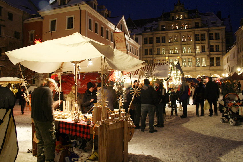 Śląski Jarmark Bożonarodzeniowy w Görlitz | Fot. Kulturservice Görlitz