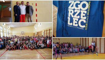 Wicemistrz olimpijski w Zgorzelcu!