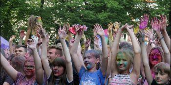 Święto kolorów i sportu w Zgorzelcu! - zdjęcie nr 147