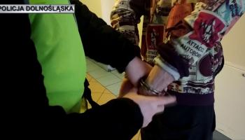 Areszt dla sklepowego włamywacza / fot. KPP Zgorzelec
